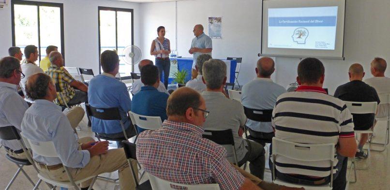 4ª Jornada Agronómica – Plan de Abonado, para mejora del olivar