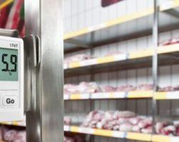 El control de la temperatura en la industria alimentaria